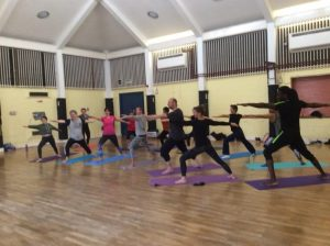 Cancelled - ChART Saturday morning Yoga @ W.G. Grace | England | United Kingdom