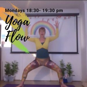 Monday Yoga Flow - Plus