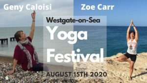 Westgate-on-Sea yoga Festival
