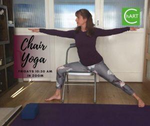 Chair Yoga - ChART